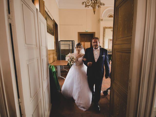 Le mariage de Morgan et Lily à Saint-Lizier-du-Planté , Gers 17
