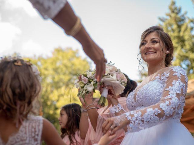 Le mariage de Morgan et Lily à Saint-Lizier-du-Planté , Gers 19