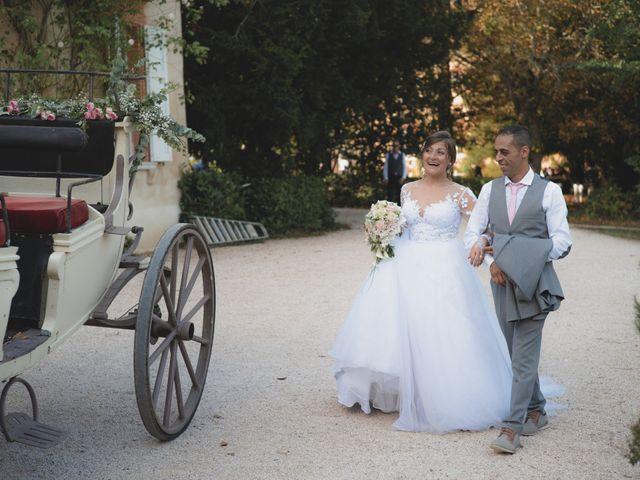 Le mariage de Morgan et Lily à Saint-Lizier-du-Planté , Gers 20