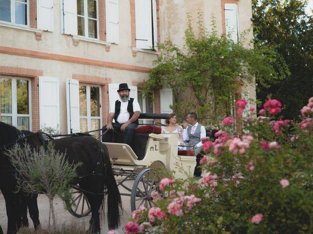Le mariage de Morgan et Lily à Saint-Lizier-du-Planté , Gers 21