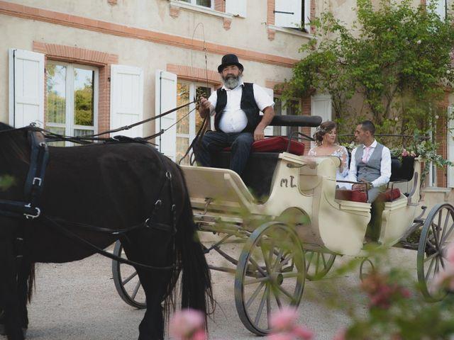 Le mariage de Morgan et Lily à Saint-Lizier-du-Planté , Gers 22
