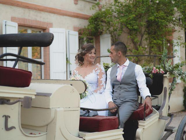 Le mariage de Morgan et Lily à Saint-Lizier-du-Planté , Gers 24