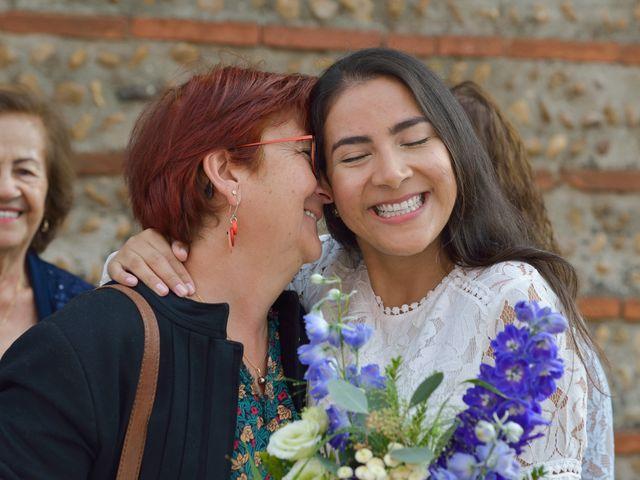 Le mariage de Elian et Estefania à Saint-Orens-de-Gameville, Haute-Garonne 2