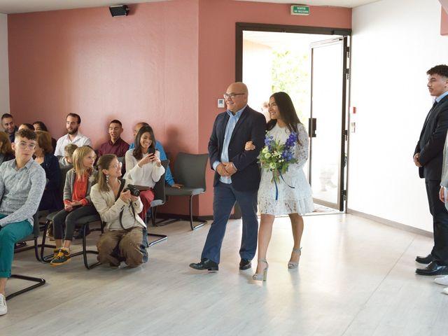 Le mariage de Elian et Estefania à Saint-Orens-de-Gameville, Haute-Garonne 3