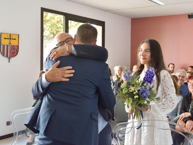 Le mariage de Elian et Estefania à Saint-Orens-de-Gameville, Haute-Garonne 4