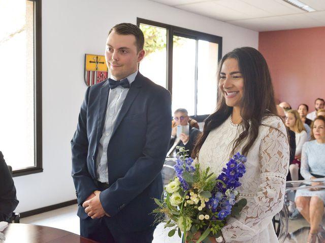 Le mariage de Elian et Estefania à Saint-Orens-de-Gameville, Haute-Garonne 7