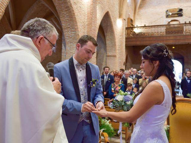 Le mariage de Elian et Estefania à Saint-Orens-de-Gameville, Haute-Garonne 58