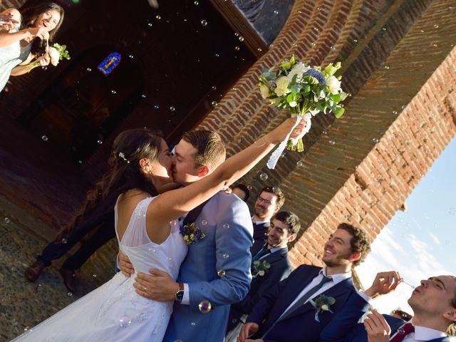Le mariage de Estefania et Elian
