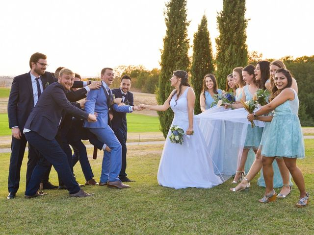 Le mariage de Elian et Estefania à Saint-Orens-de-Gameville, Haute-Garonne 86