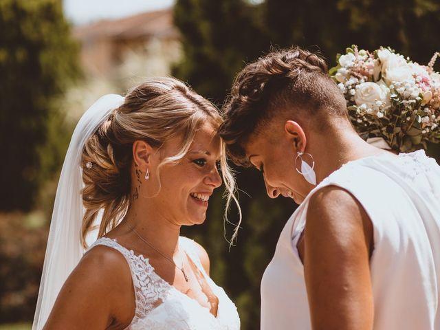 Le mariage de Aurélia et Aurore à Toulouse, Haute-Garonne 110