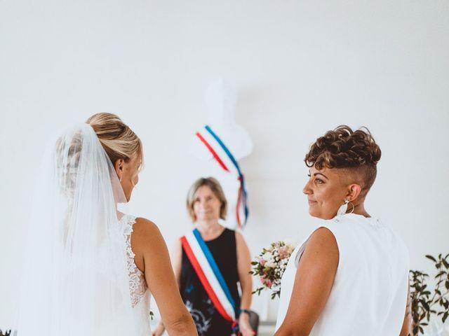 Le mariage de Aurélia et Aurore à Toulouse, Haute-Garonne 119
