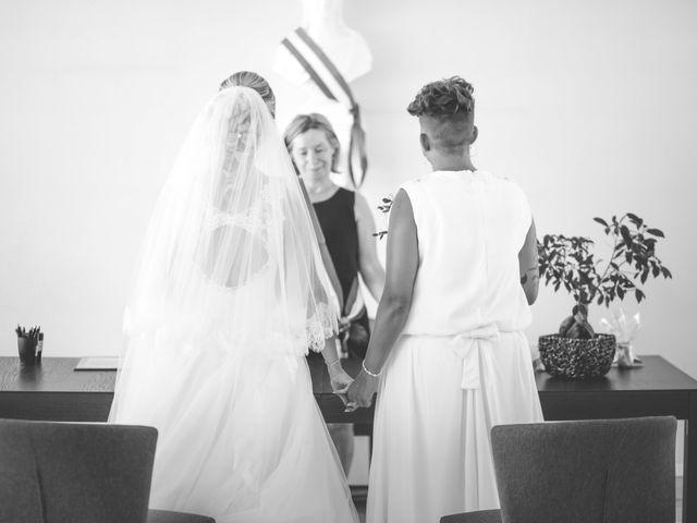 Le mariage de Aurélia et Aurore à Toulouse, Haute-Garonne 123