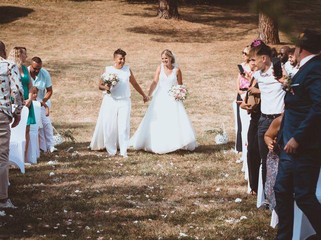 Le mariage de Aurélia et Aurore à Toulouse, Haute-Garonne 142