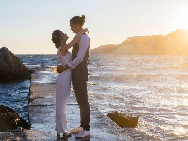 Le mariage de Romain et Suzanne à La Seyne-sur-Mer, Var 1