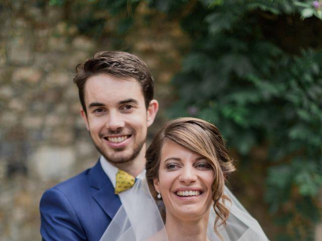 Le mariage de Thibaut et Blandine à Pont-Audemer, Eure 17