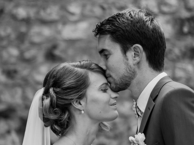 Le mariage de Thibaut et Blandine à Pont-Audemer, Eure 20
