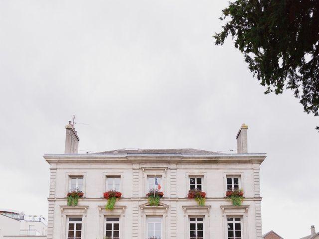 Le mariage de Thibaut et Blandine à Pont-Audemer, Eure 24