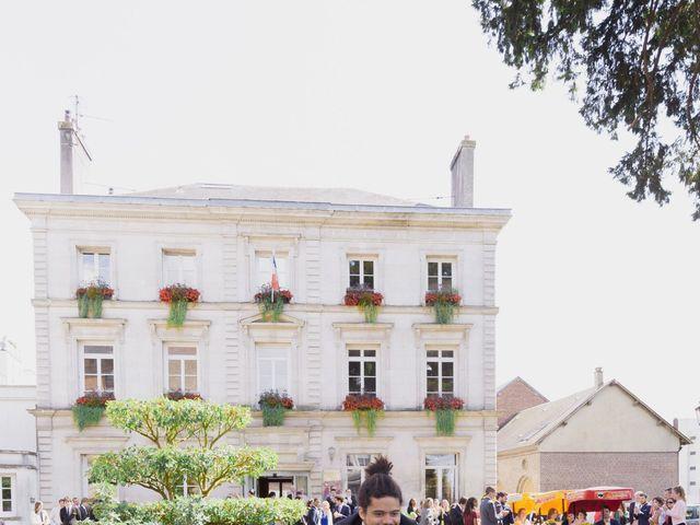 Le mariage de Thibaut et Blandine à Pont-Audemer, Eure 28