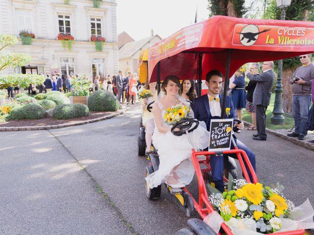 Le mariage de Thibaut et Blandine à Pont-Audemer, Eure 29