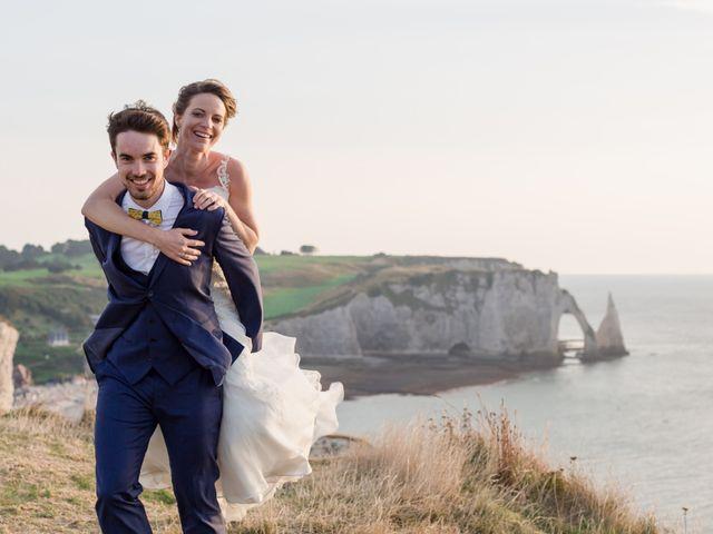 Le mariage de Thibaut et Blandine à Pont-Audemer, Eure 44