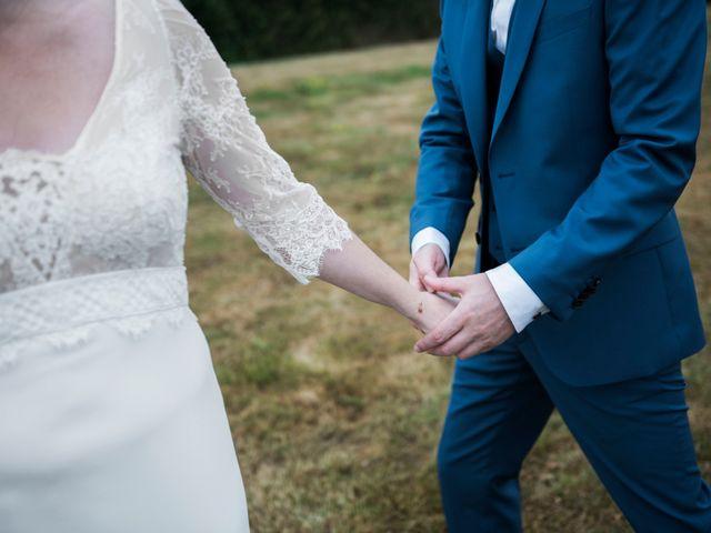 Le mariage de Baptiste et Anne à Volesvres, Saône et Loire 1