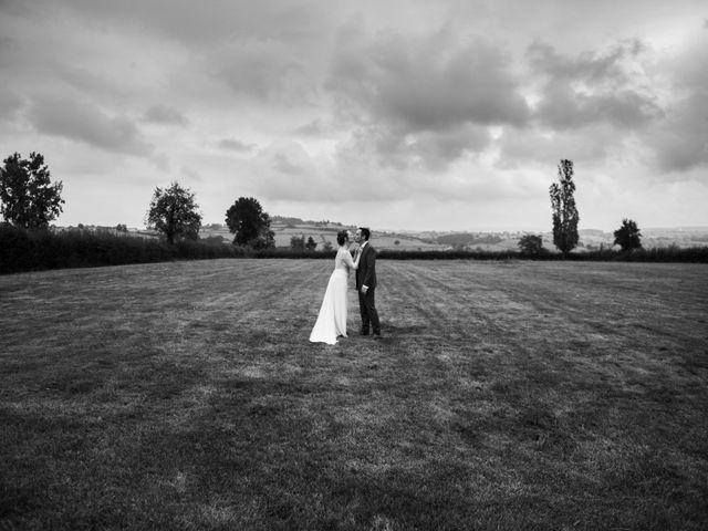 Le mariage de Baptiste et Anne à Volesvres, Saône et Loire 22