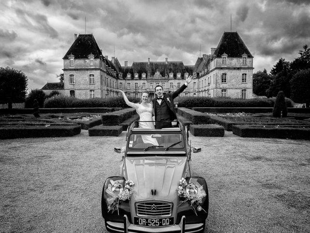 Le mariage de Baptiste et Anne à Volesvres, Saône et Loire 23