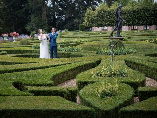 Le mariage de Baptiste et Anne à Volesvres, Saône et Loire 30