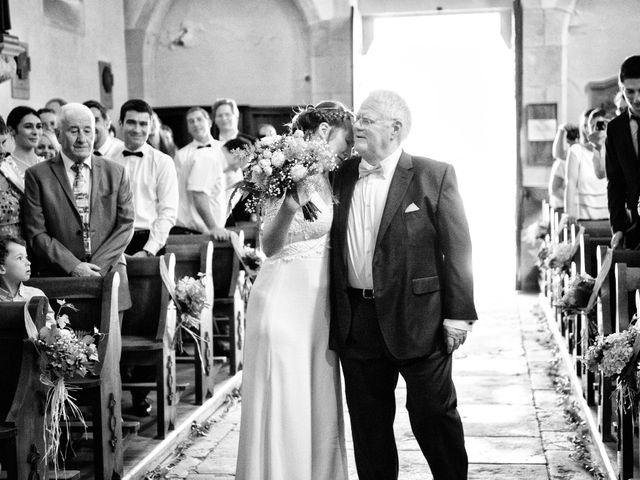 Le mariage de Baptiste et Anne à Volesvres, Saône et Loire 34