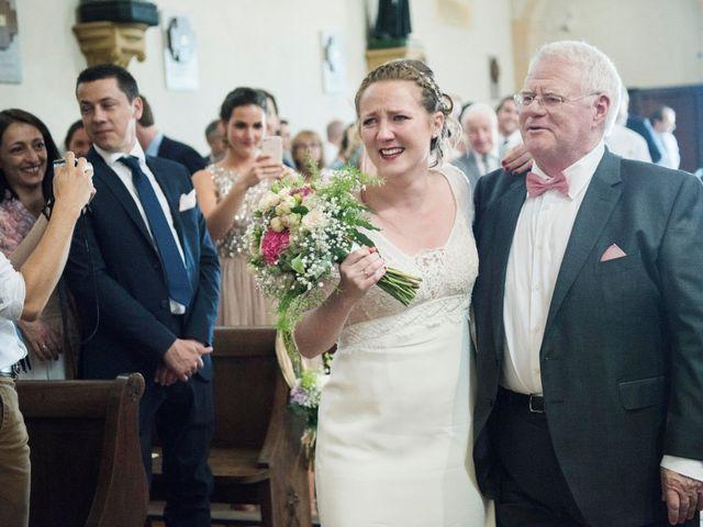 Le mariage de Baptiste et Anne à Volesvres, Saône et Loire 35