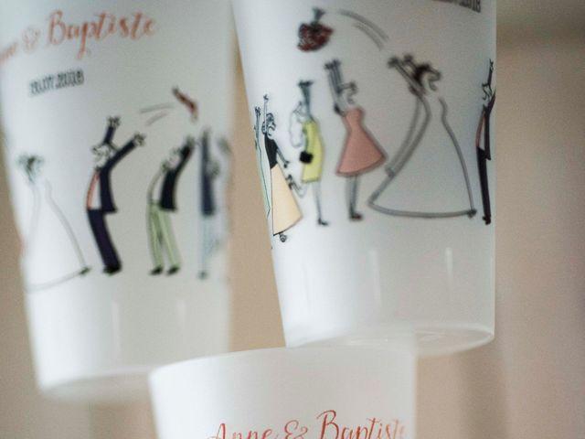 Le mariage de Baptiste et Anne à Volesvres, Saône et Loire 45