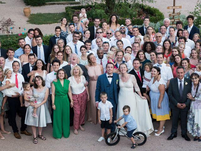 Le mariage de Baptiste et Anne à Volesvres, Saône et Loire 62
