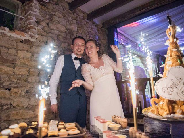 Le mariage de Baptiste et Anne à Volesvres, Saône et Loire 69