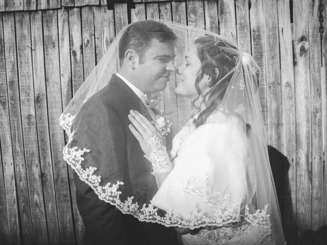 Le mariage de Jessica et Thomas