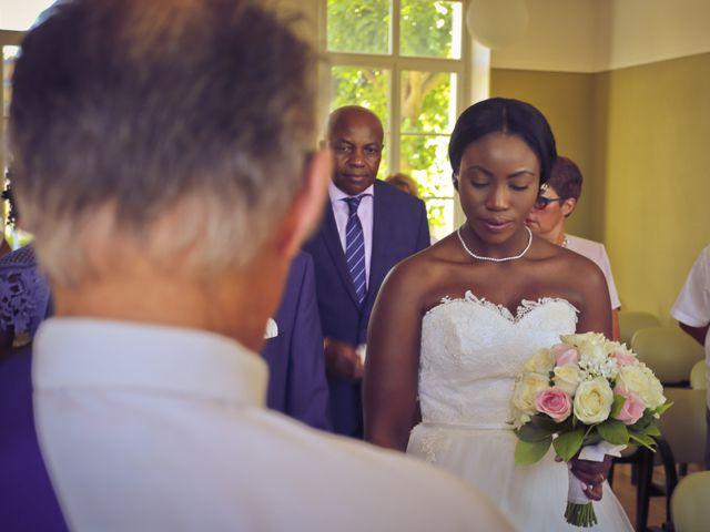 Le mariage de Rémi et Inès à Luzarches, Val-d'Oise 18