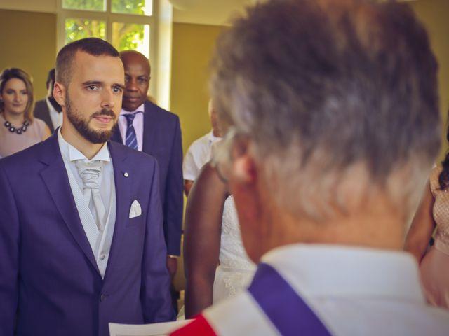 Le mariage de Rémi et Inès à Luzarches, Val-d'Oise 19