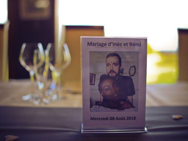 Le mariage de Rémi et Inès à Luzarches, Val-d'Oise 32