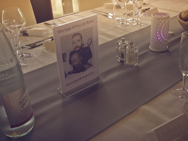 Le mariage de Rémi et Inès à Luzarches, Val-d'Oise 34