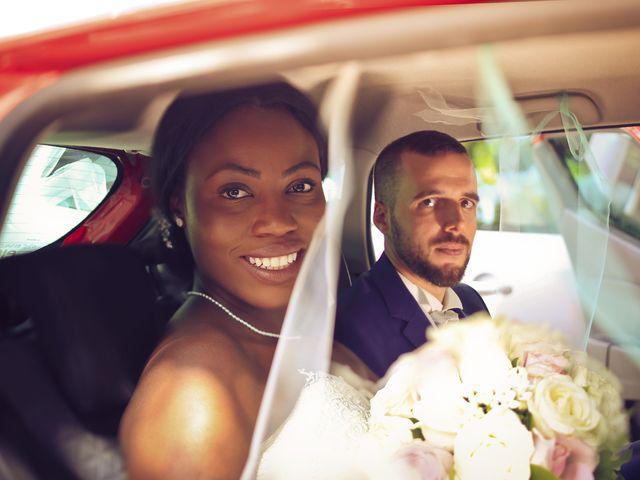 Le mariage de Rémi et Inès à Luzarches, Val-d'Oise 35