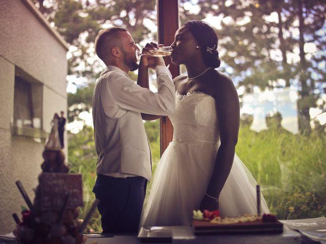 Le mariage de Rémi et Inès à Luzarches, Val-d'Oise 44