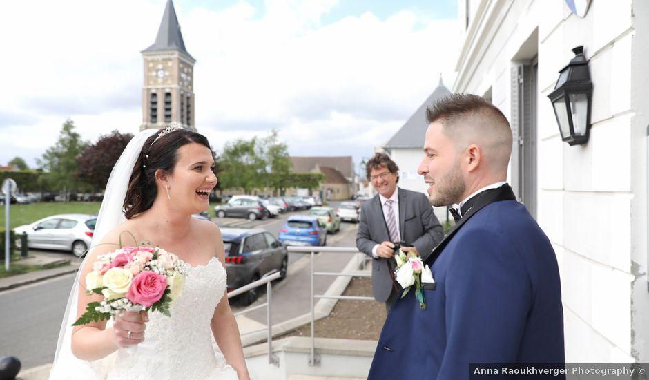Le mariage de Jeremy et Celia à Grisy-Suisnes, Seine-et-Marne
