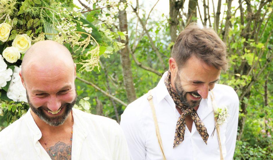 Le mariage de Grégory et Franck à Vollore-Montagne, Puy-de-Dôme