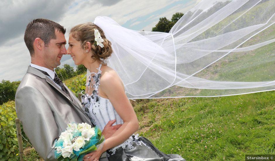 Le mariage de Nicolas et Charlène à La Merlatière, Vendée