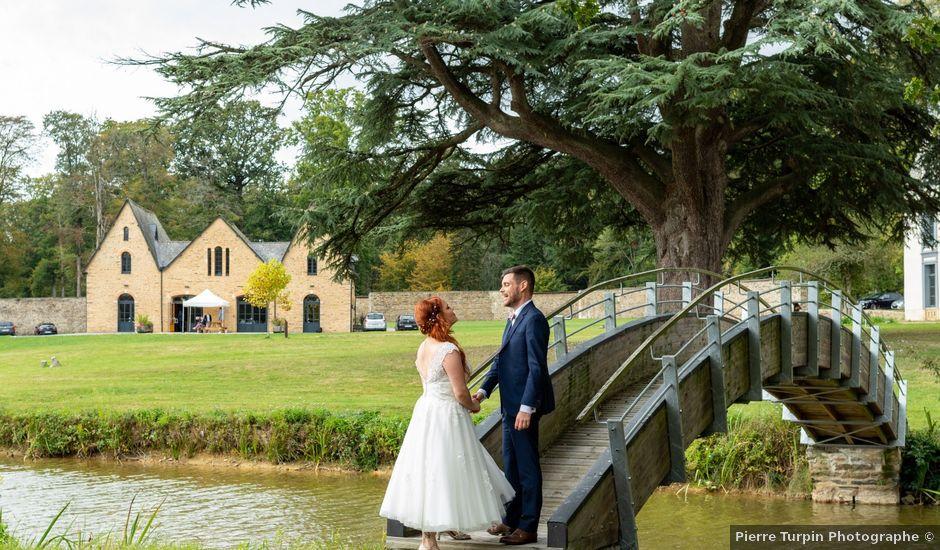 Le mariage de Cédric et Claire à Maxent, Ille et Vilaine