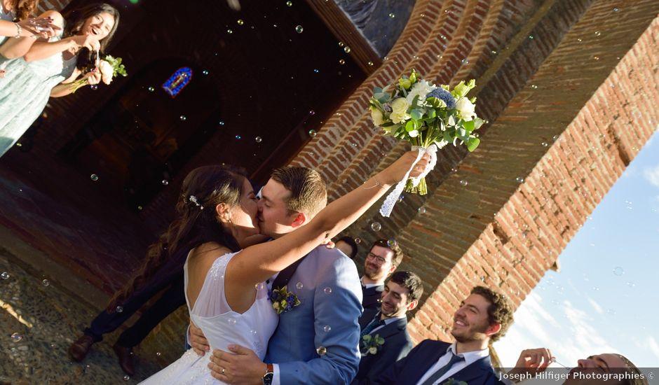 Le mariage de Elian et Estefania à Saint-Orens-de-Gameville, Haute-Garonne
