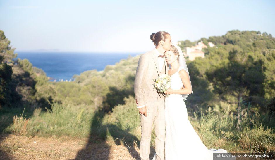 Le mariage de Romain et Suzanne à La Seyne-sur-Mer, Var