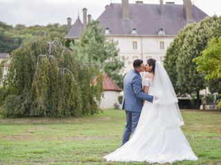 Le mariage de Nina et Mickaël