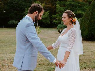 Le mariage de Maud et Yoann