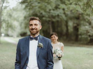 Le mariage de Tess et Florian 1