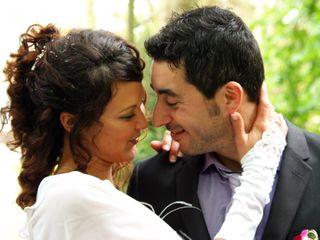 Le mariage de Eve et Salvatore